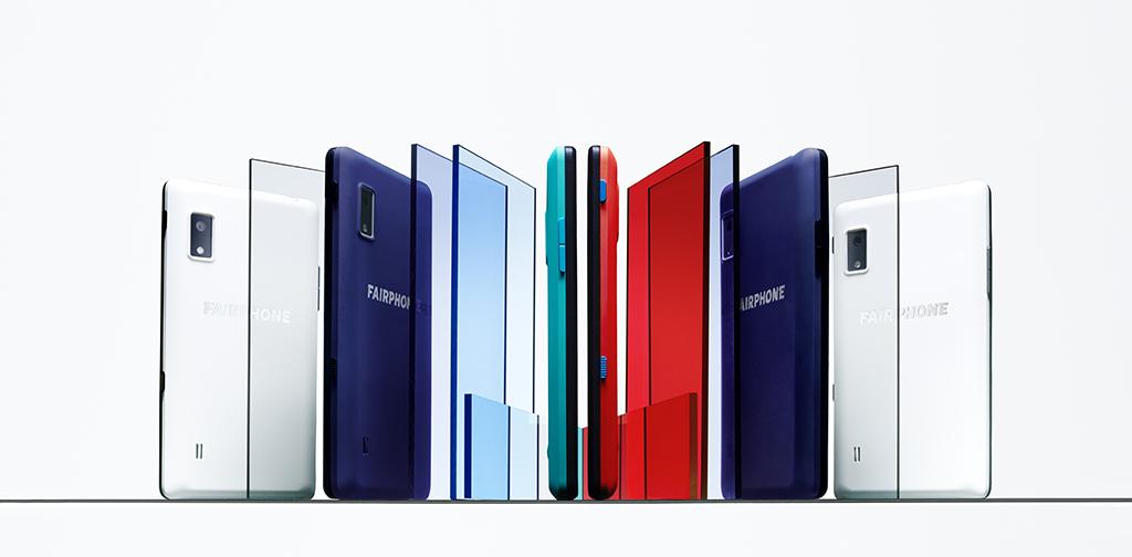 Neues Cover für das Fairphone 2