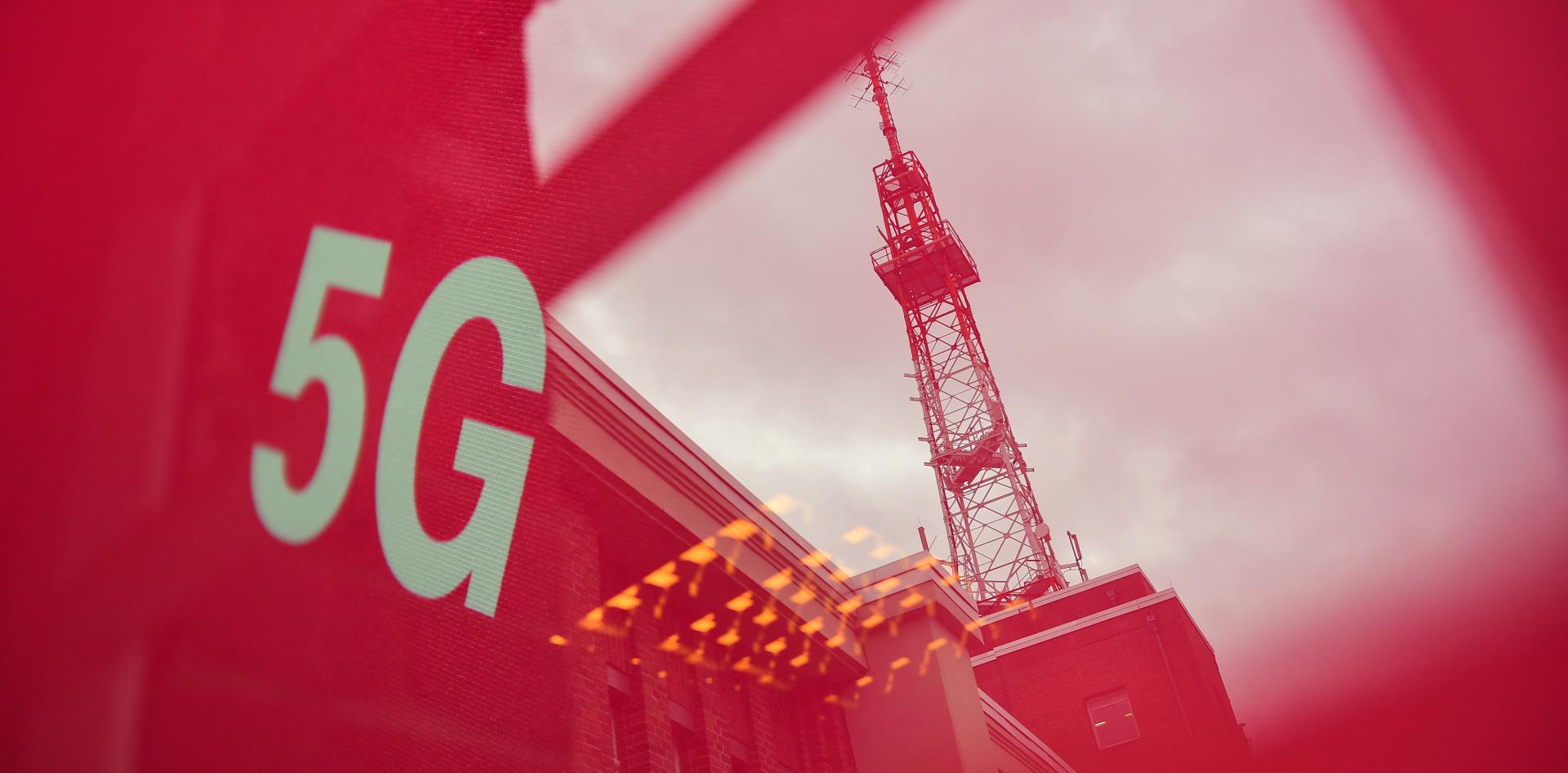Erste 5G Antennen in Berlin (Rechte: Deutsche Telekom)