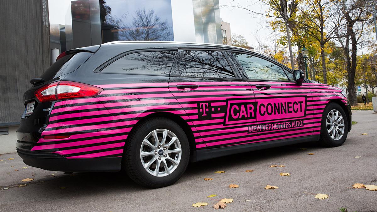 CarConnect macht Autos zum vernetzten Fahrzeug