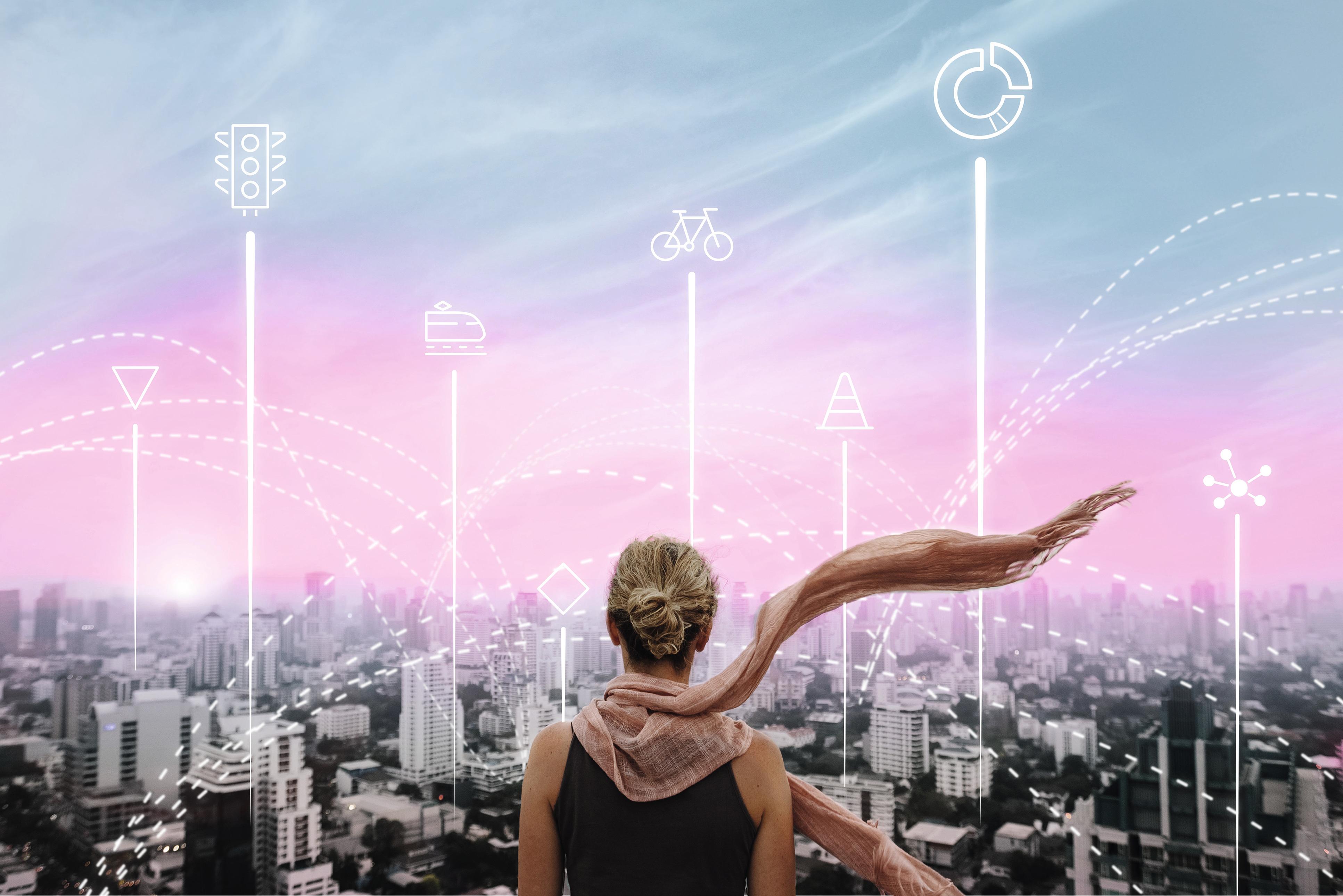 """Das """"richtige"""" Netz für die smarte Stadt"""