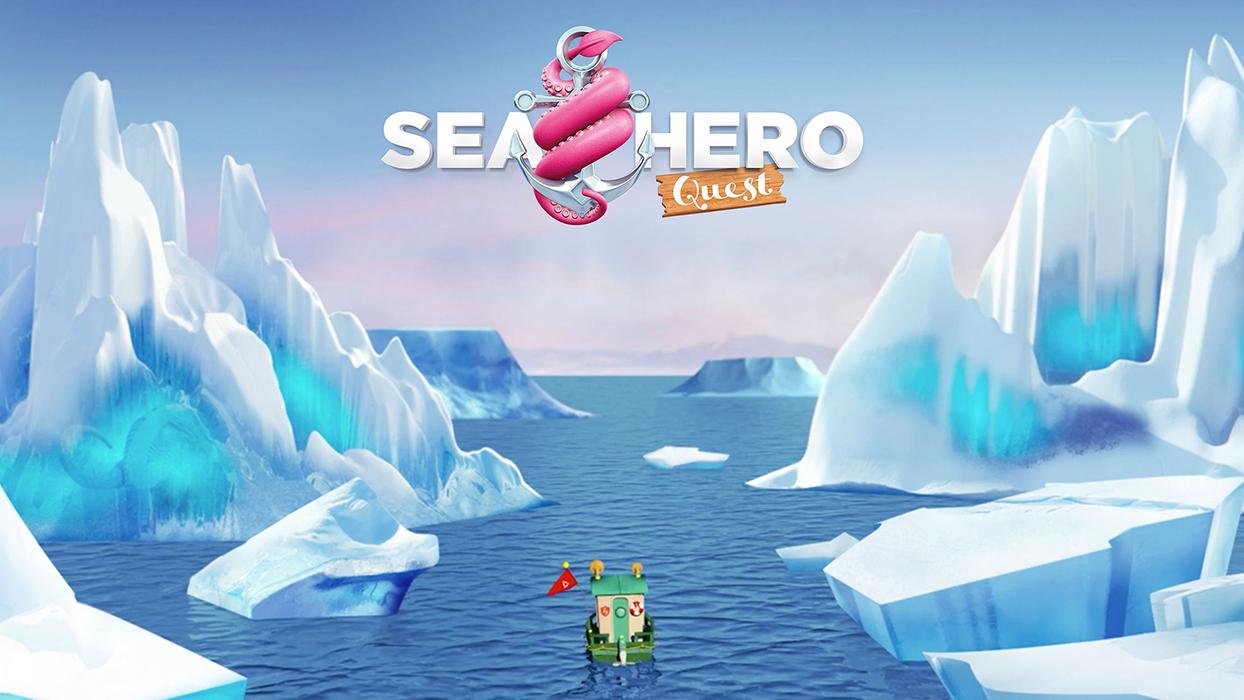 Demenz erforschen – Über 4,3 Mio. haben Sea Hero Quest gespielt