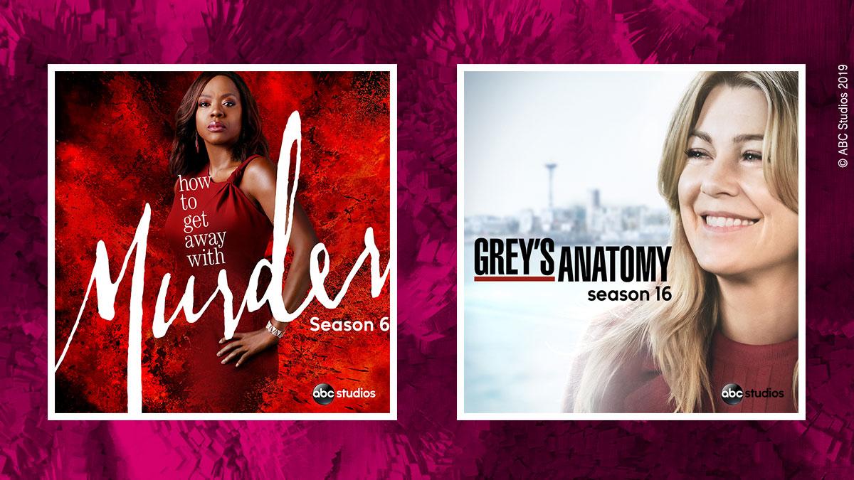 """Aktuellste Serien bei On Demand – """"Grey's Anatomy"""" Staffel 16 am Start"""