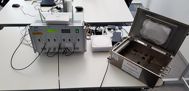 Smartphone im Labor. Der Test für die beste Leistung