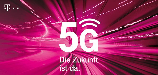 Österreich ist 5G-Pionierland: T-Mobile Austria startet 5G-Netz