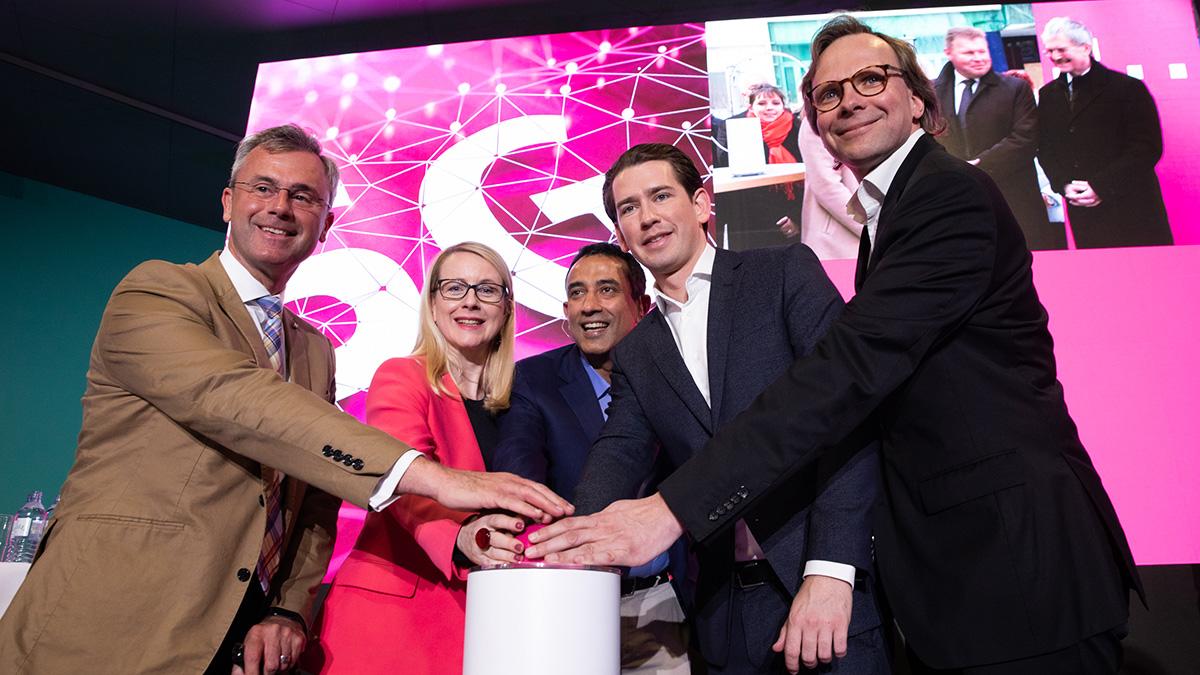 5G in Österreich – Magenta Telekom startet als Pionier mit 5G Netz