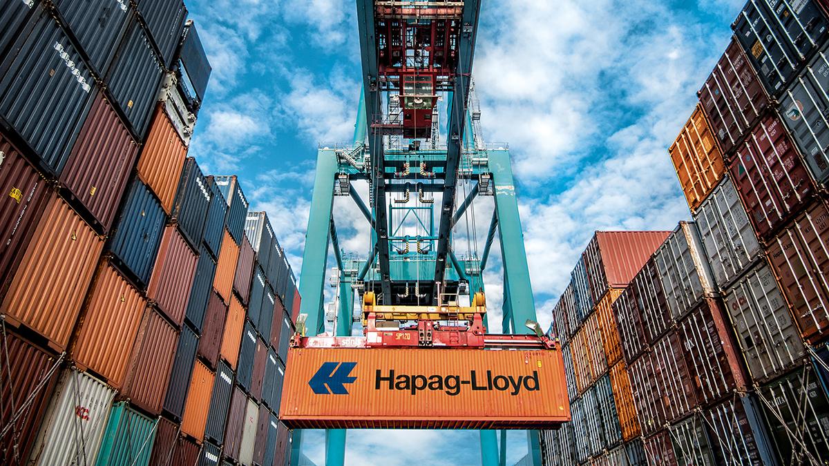 IoT-Konnektivität: Magenta liefert globale Vernetzung für Hapag-Lloyd Containerüberwachung