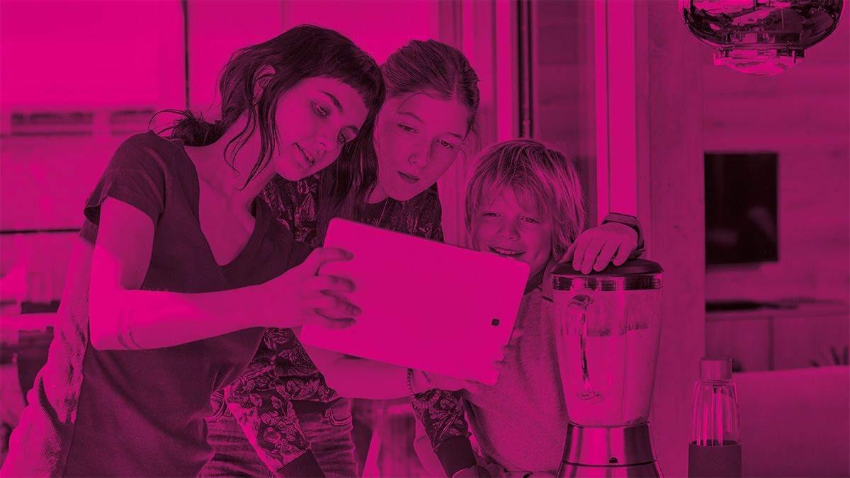 Magenta Smart Family App: perfekt organisiert im Familienalltag