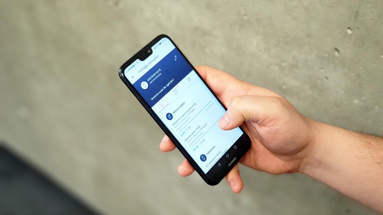 Wie verwalte ich Apps auf meinem Galaxy Smartphone