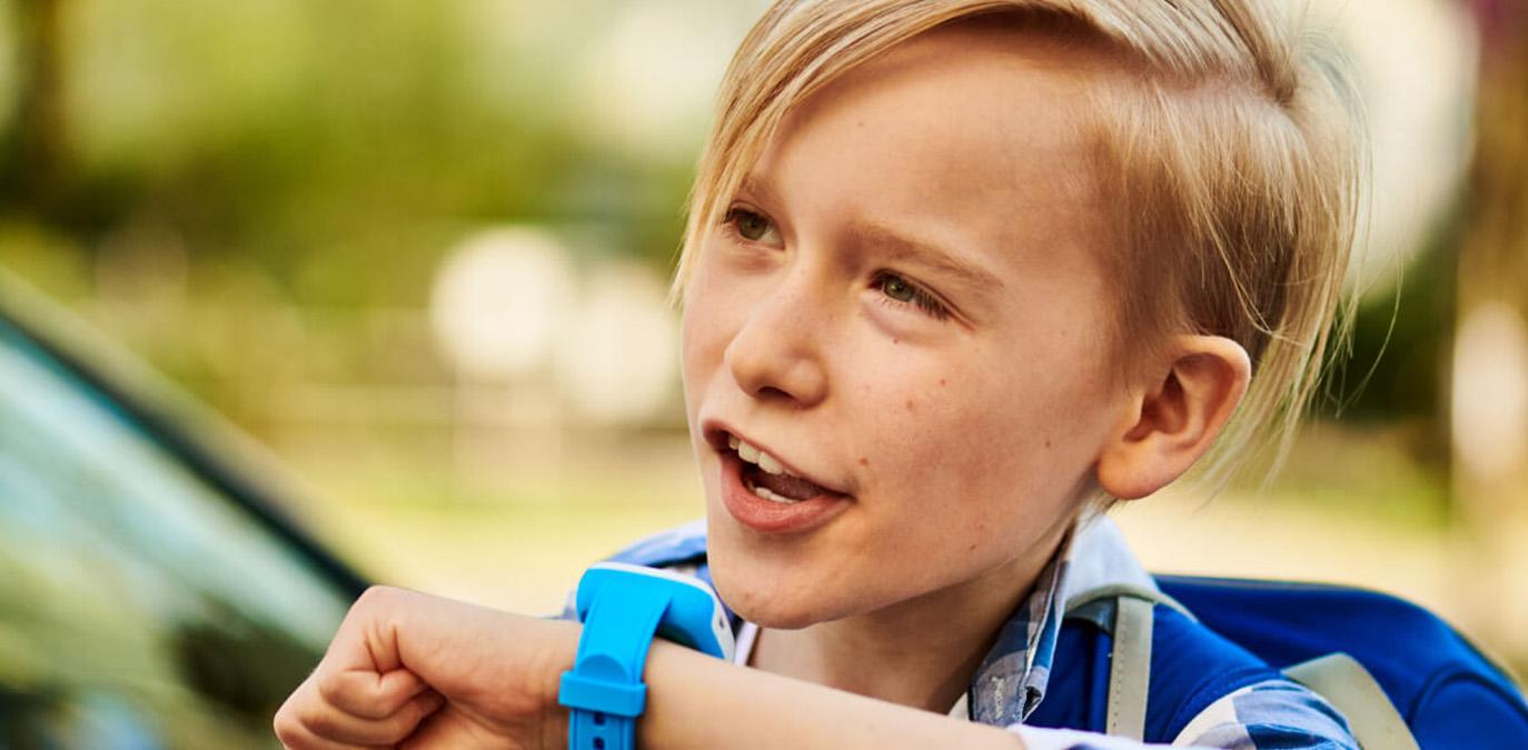 Kinderuhr goes smart – Sicherer Schulweg mit der Smartwatch