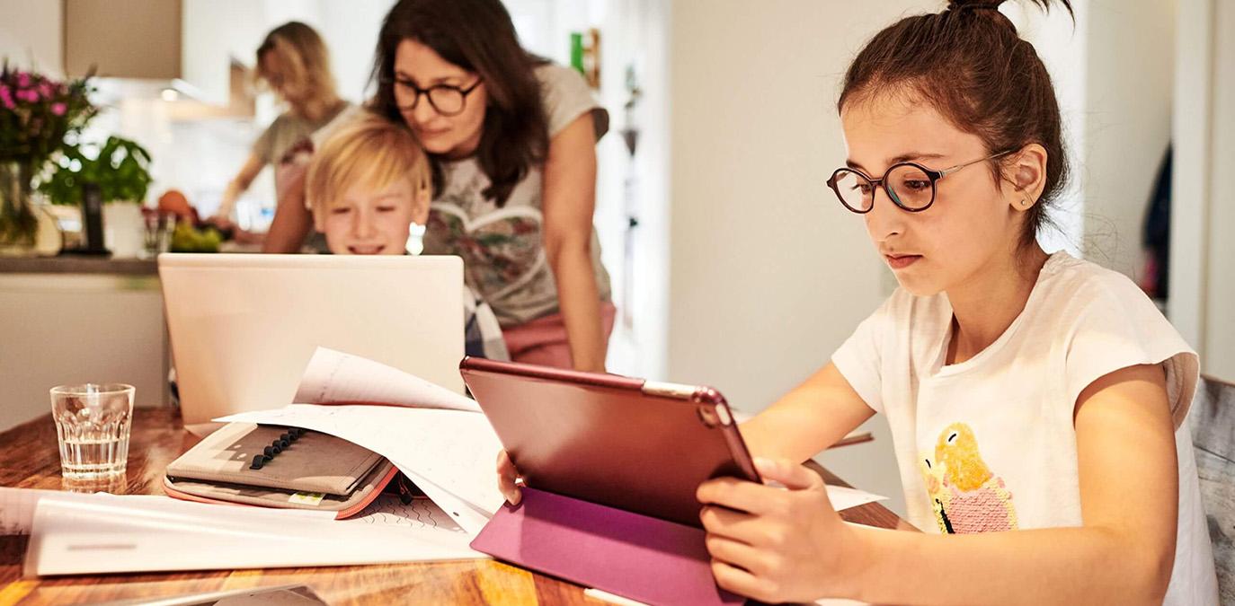 Online lernen, am besten gemeinsam