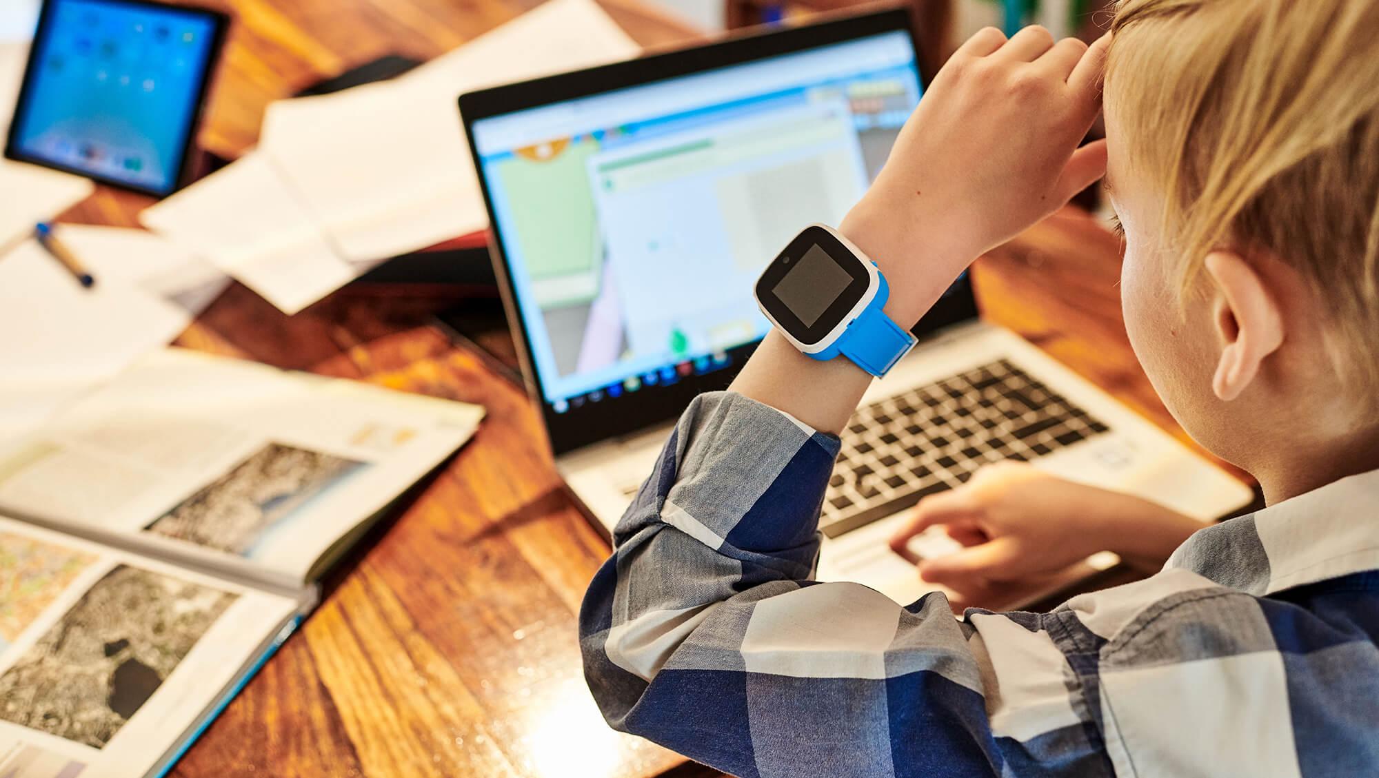 Sozialkontakt – Ohne klappt Distance Learning nicht