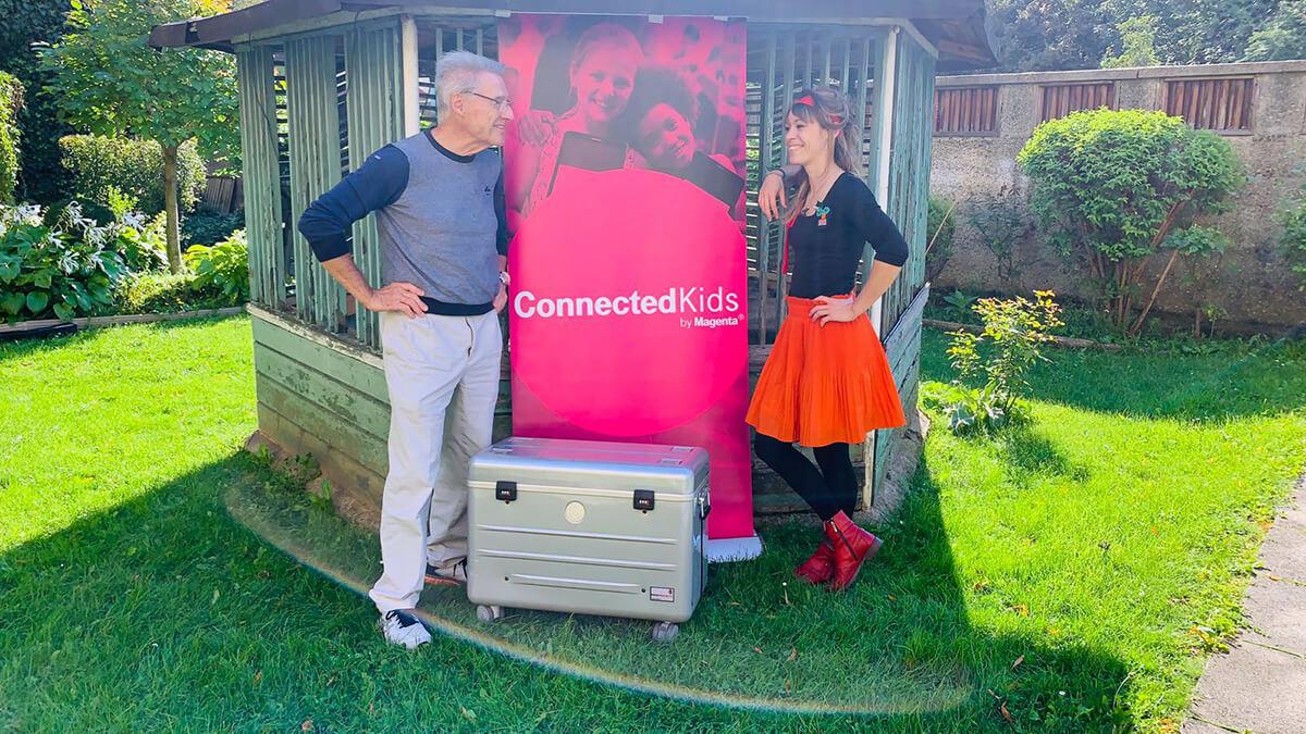 Sonja Macher ab sofort bei ConnectedKids für digitale Medienkompetenz im Klassenzimmer im Einsatz