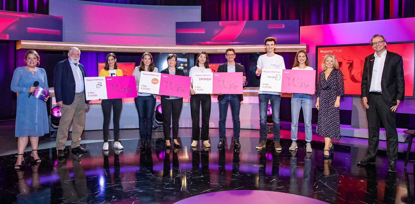 TUN Gewinner – Pflege-Start-up Clara macht das Rennen
