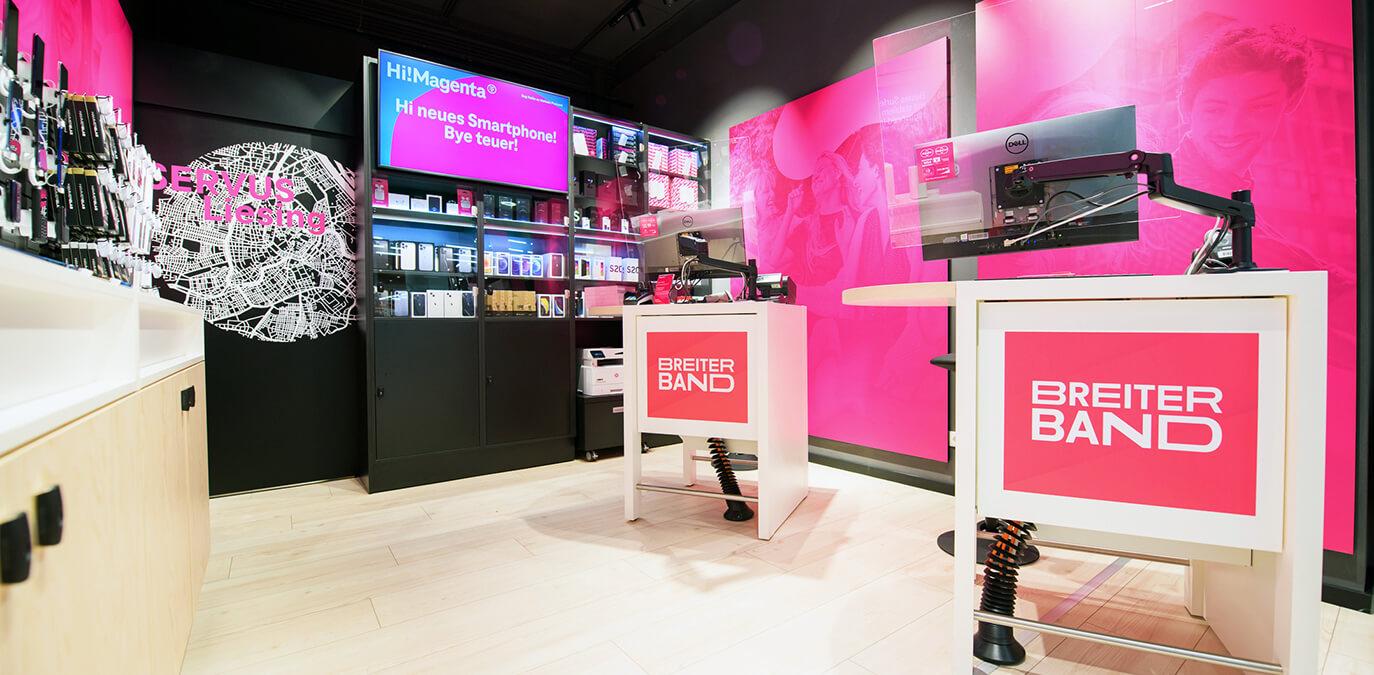 Tiny Store eröffnet im Riverside – Ladenkonzept erstmals bei Magenta Shop